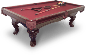 pool table movers detroit
